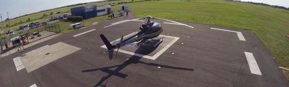 Drone FRED (Nantes) – réalisation de films et prise de photos aériennes